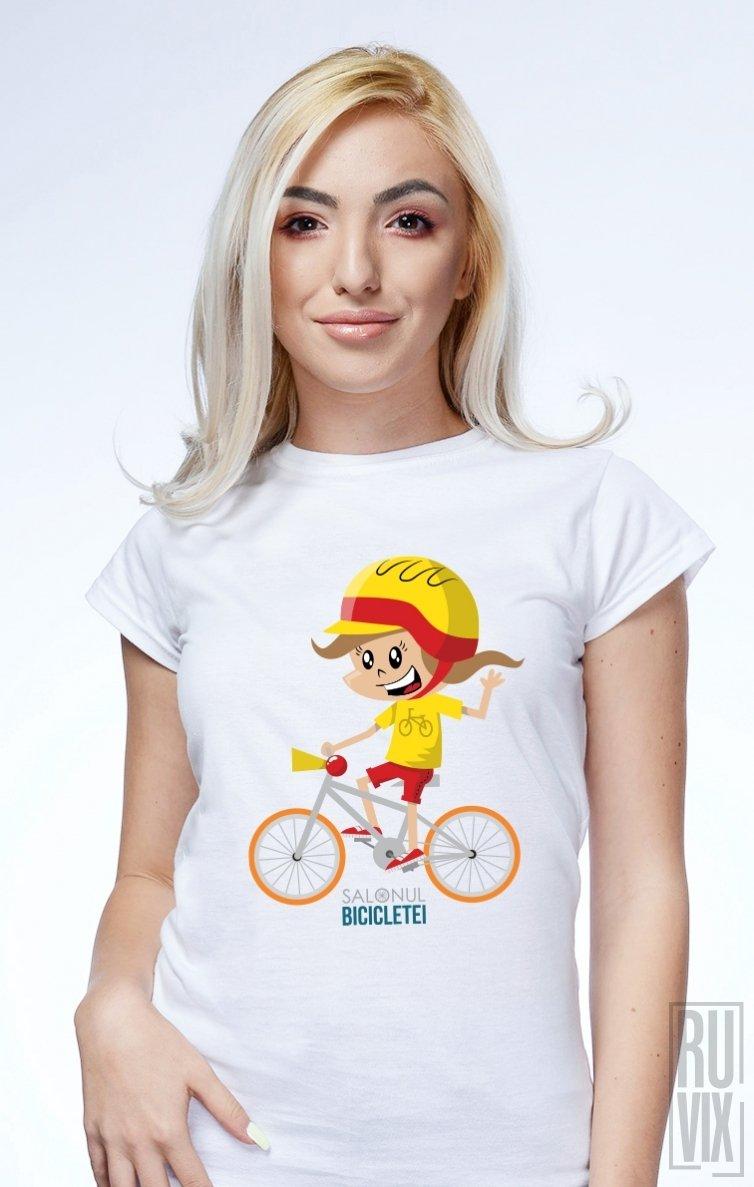 Tricou Salonul Bicicletei
