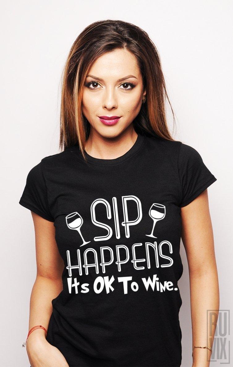 Tricou SIP Happens