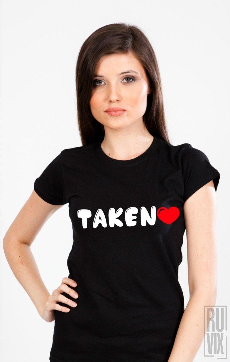 Tricou Taken