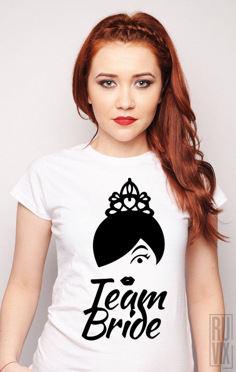 Tricou Team Bride (CROWN)