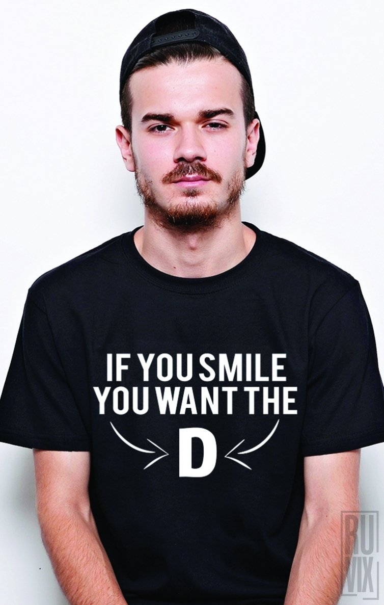 Tricou The D