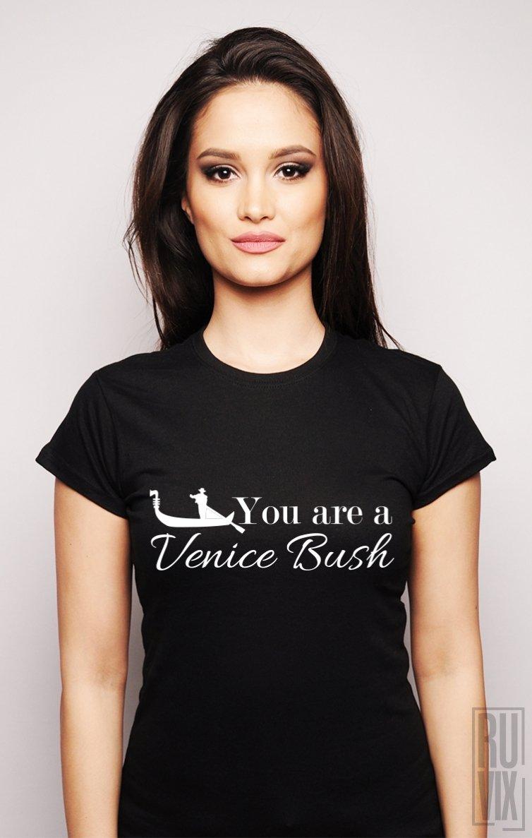 Tricou Tufă de Veneția