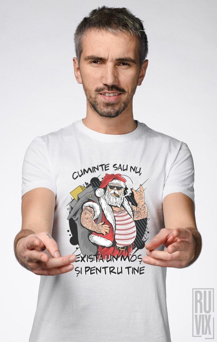 Tricou Un Moș pentru tine