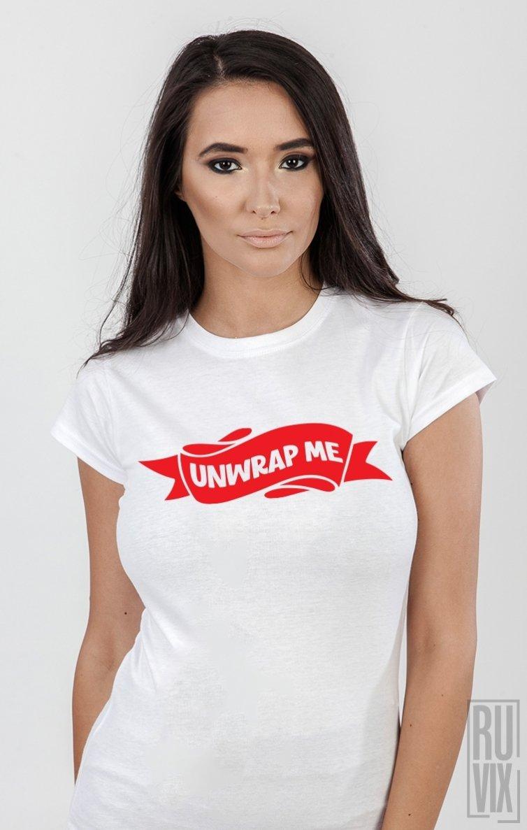 Tricou Unwrap Me