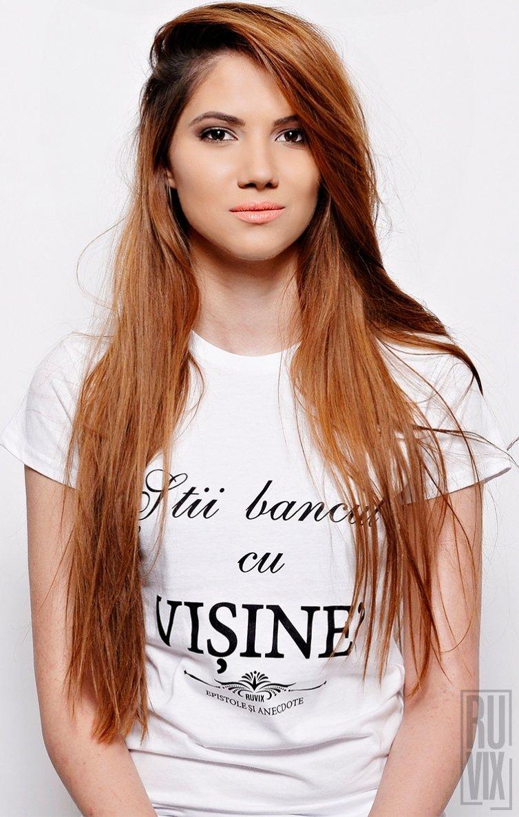 Tricou Vișine