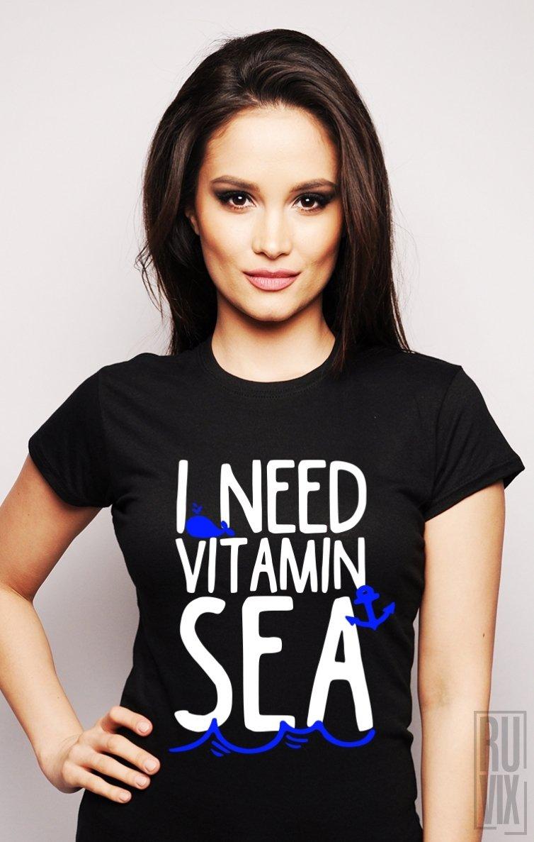 Tricou Vitamin SEA