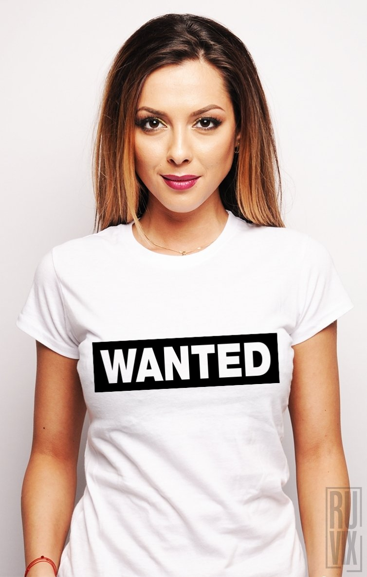 Tricou Wanted