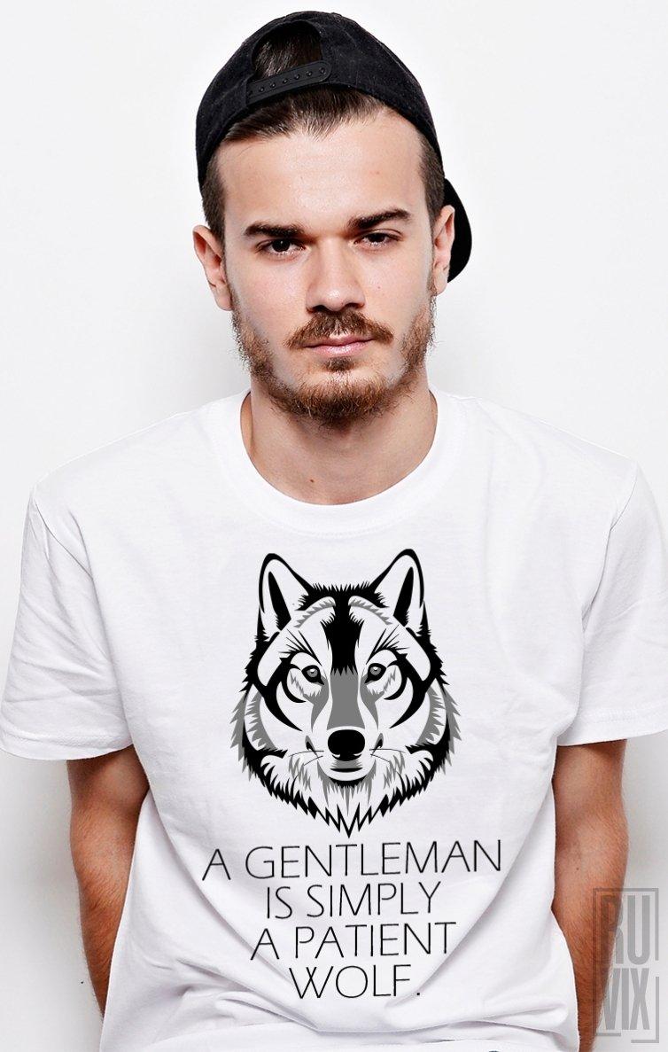 Tricou WOLF