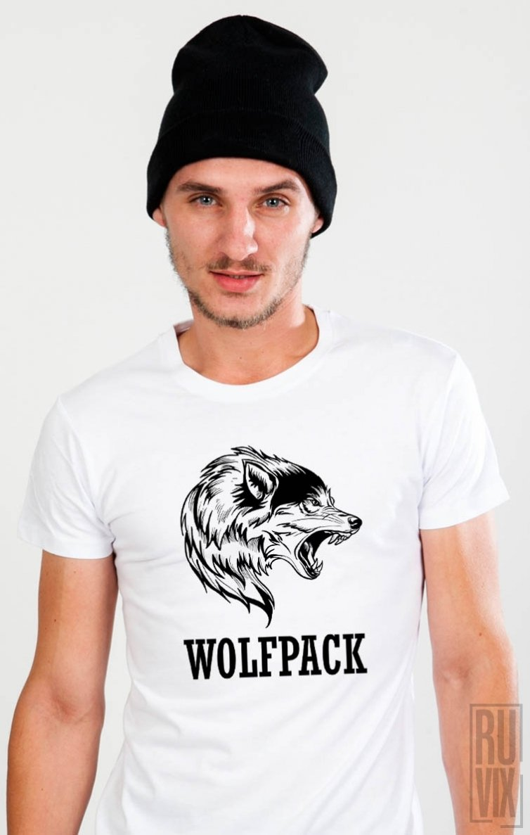 Tricou Wolfpack