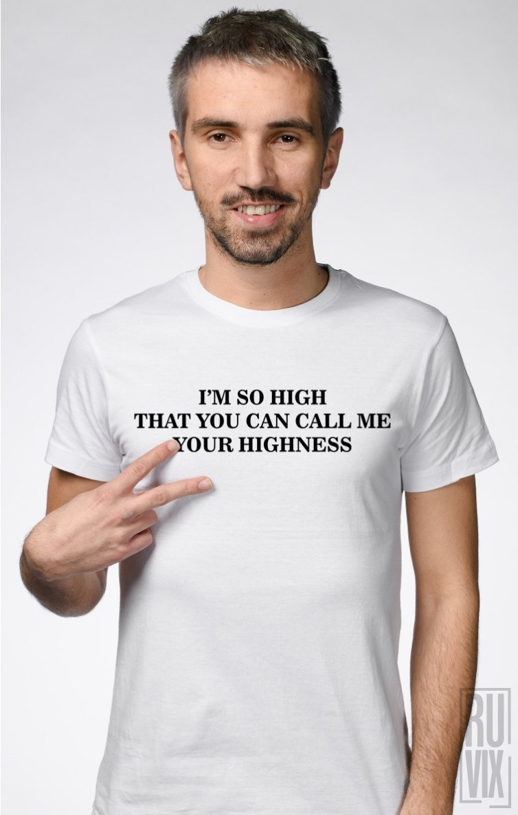 Tricou Your Highness
