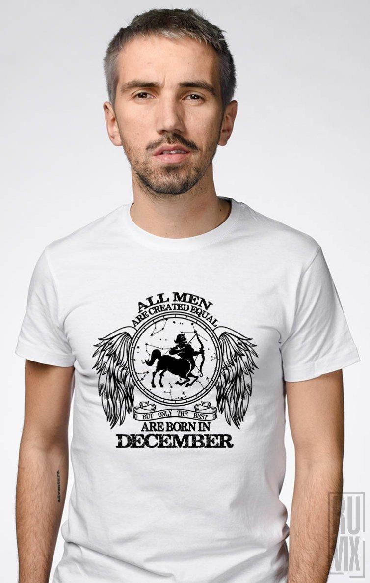 Tricou Săgetător - Zodiac Decembrie Bărbați
