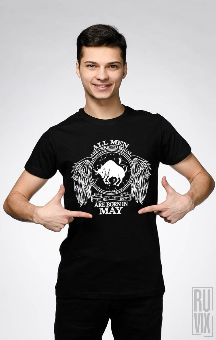 Tricou Taur - Zodiac Mai Bărbați