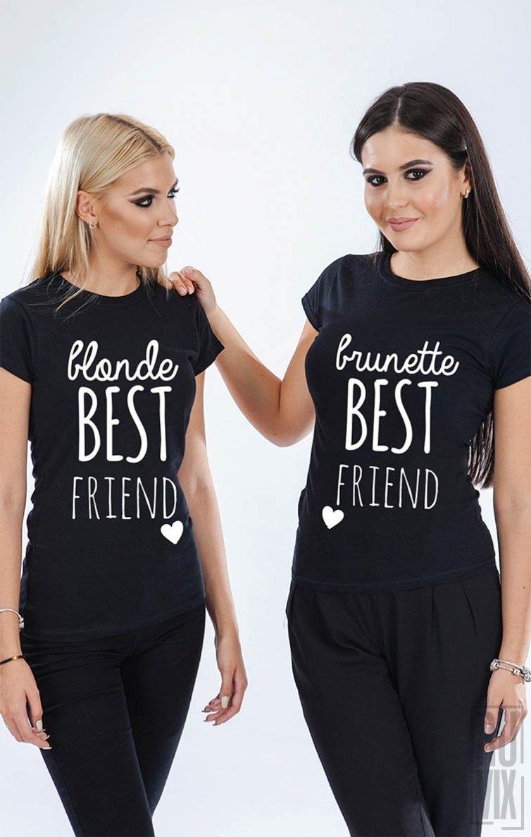 Tricouri Blonde and Brunette