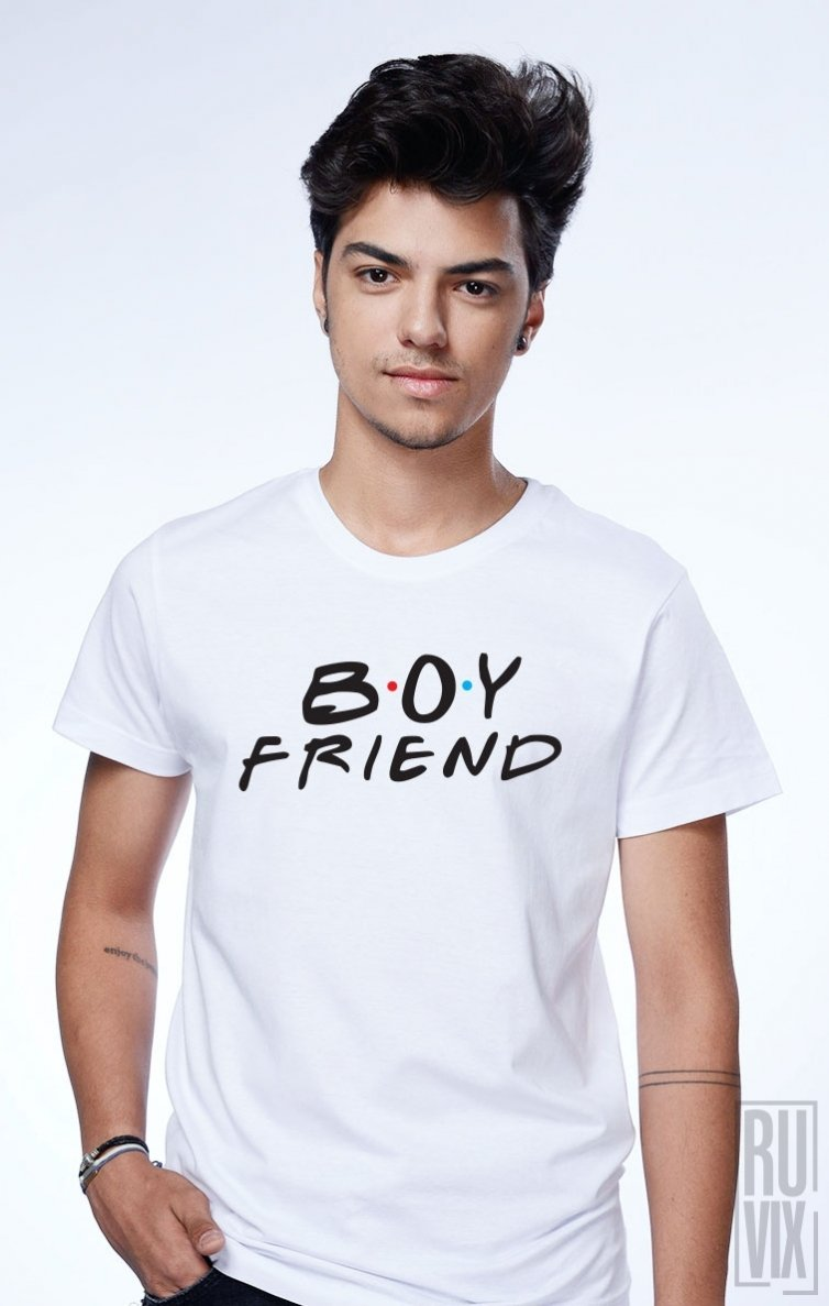 Tricouri de Cuplu Boyfriend Girlfriend