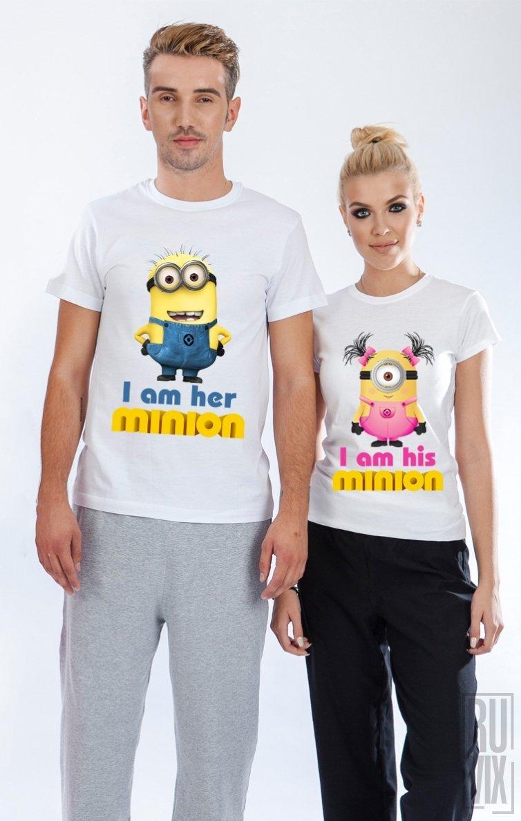 Tricouri de Cuplu Minions