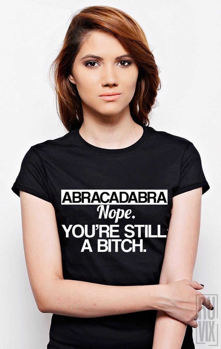 Tricou Abracadabra