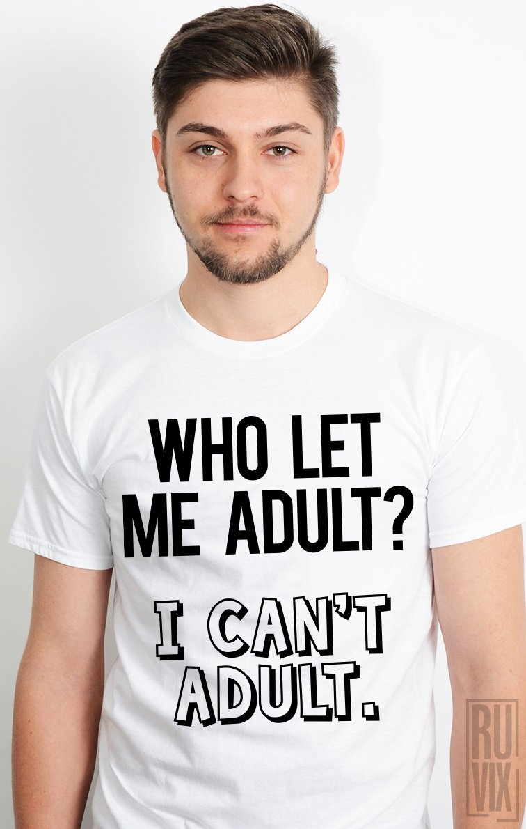 Tricou Adult