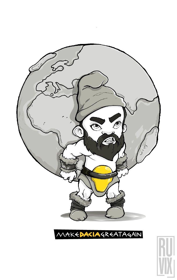 Tricou Atlas