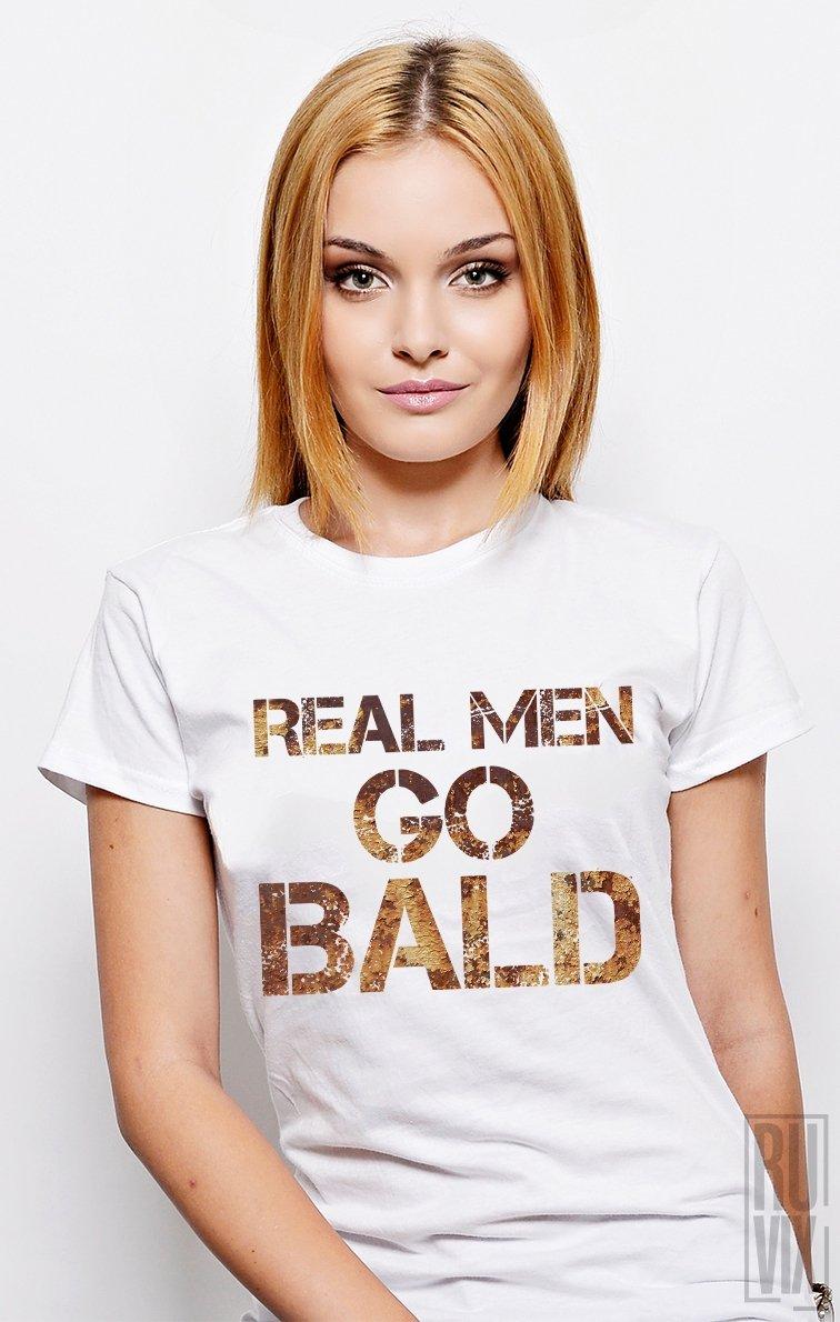 Tricou Bald Men