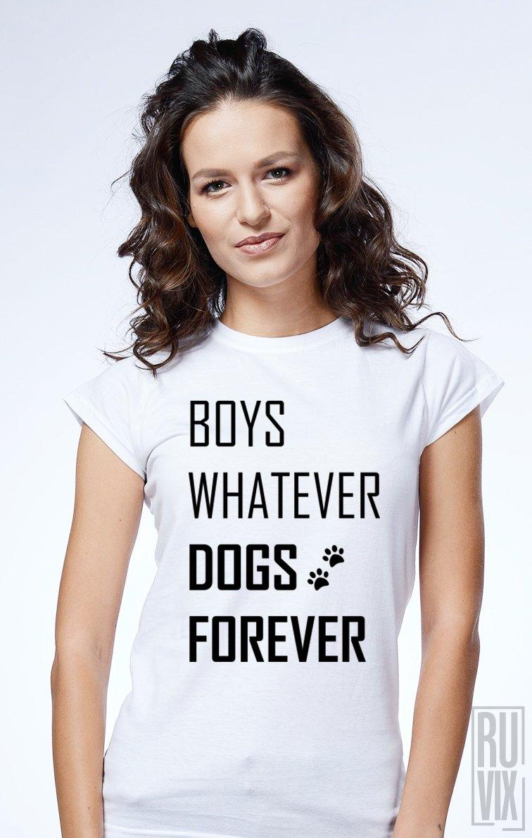 Tricou Boys Whatever