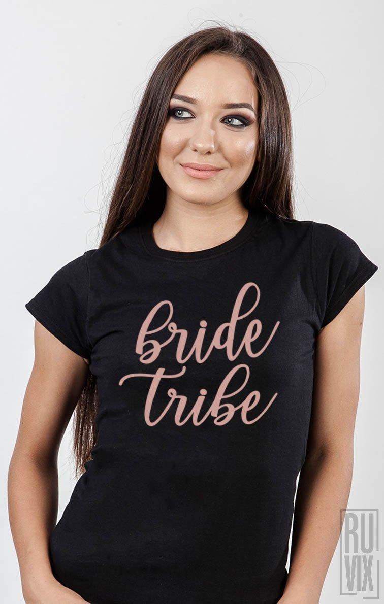 Tricou Bride Tribe