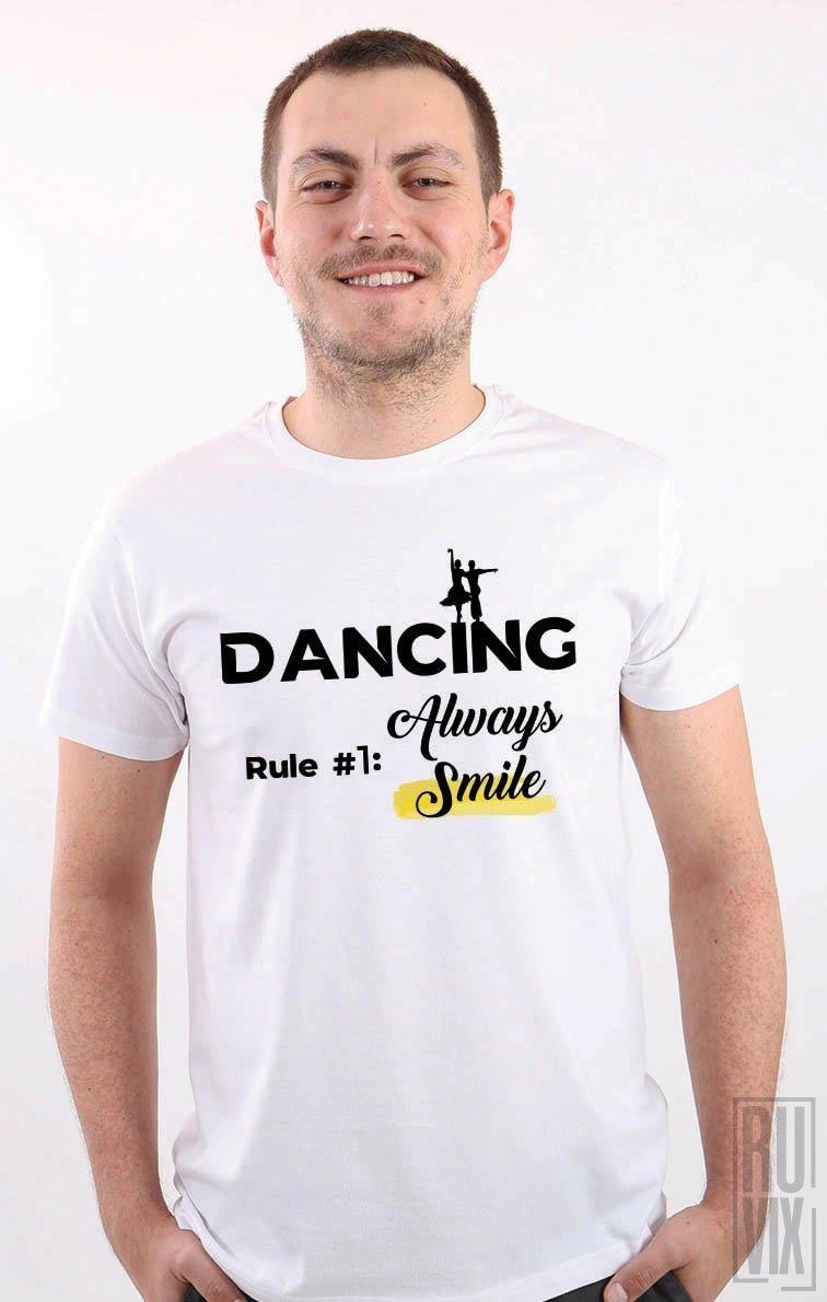 Tricou Dancing Rule