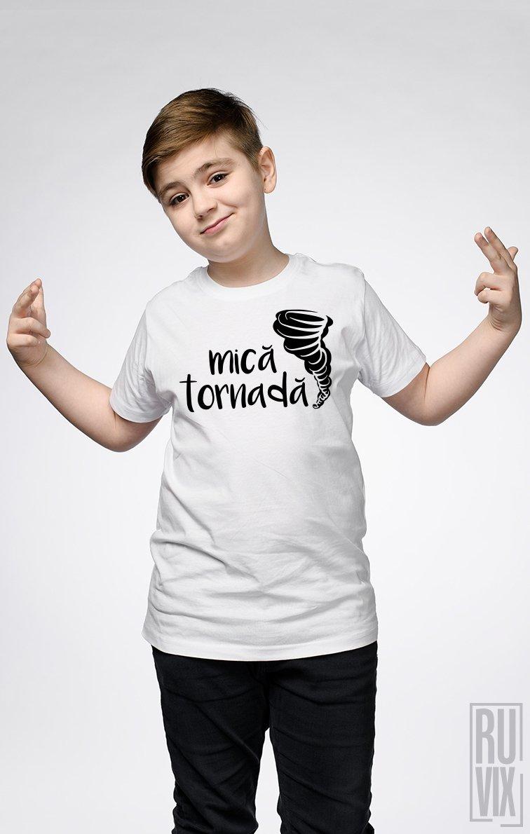 Tricou de Copii MICĂ TORNADĂ