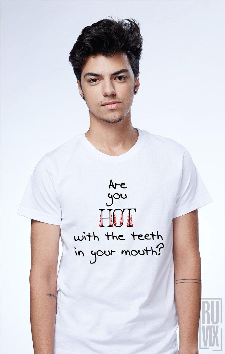 Tricou Dinții-n Gură