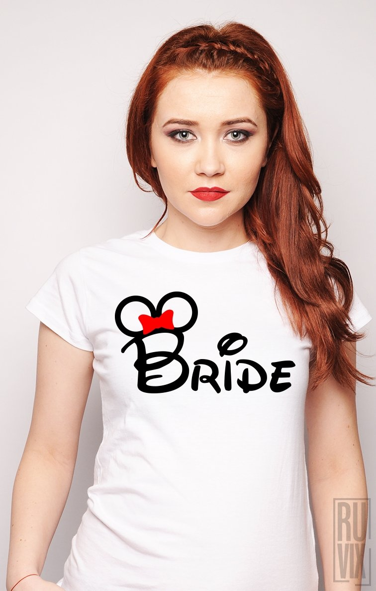 Tricou Disney Bride