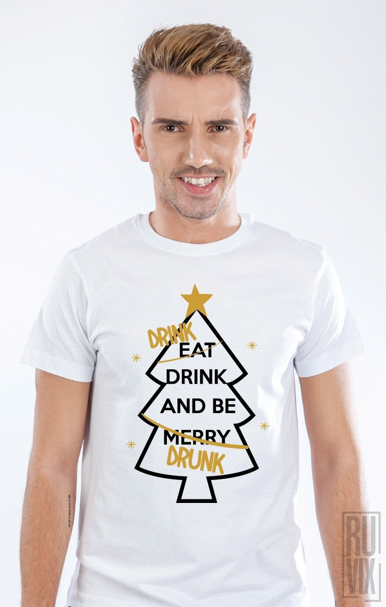 Tricou Drink Drink and be Drunk