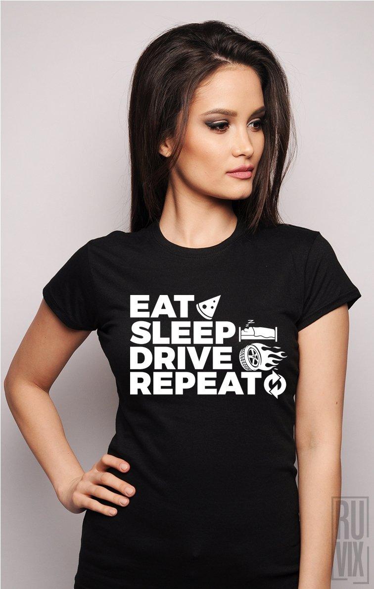 Tricou Drive Repeat