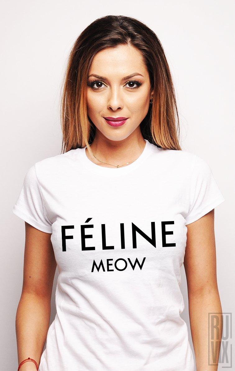 Tricou Feline