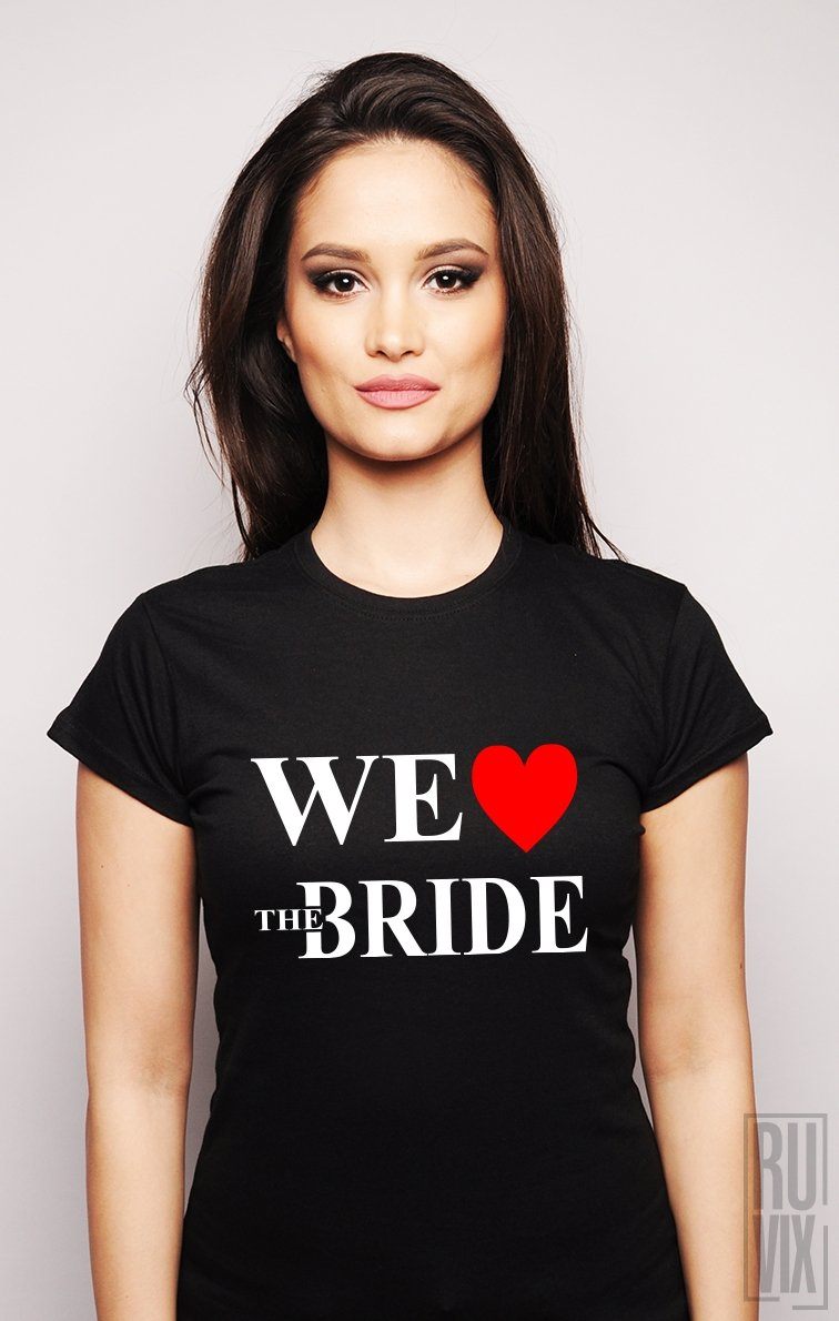 Tricou Love the Bride
