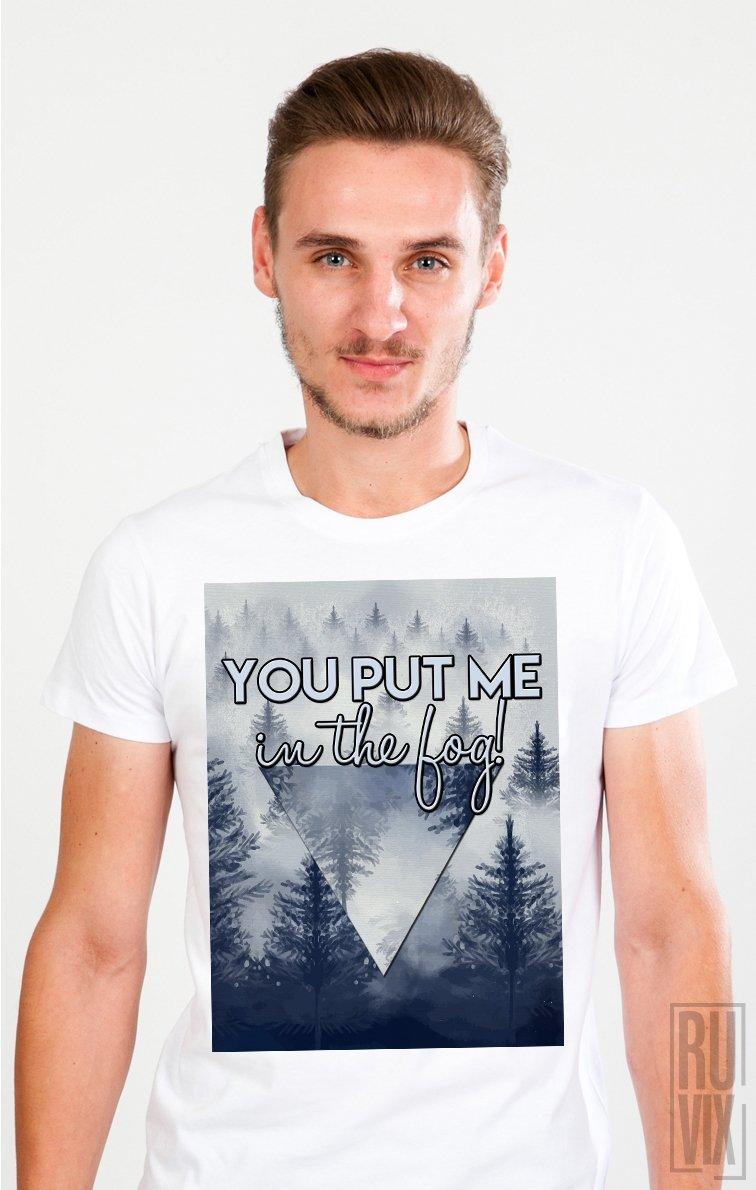 Tricou Mă Bagi În Ceață