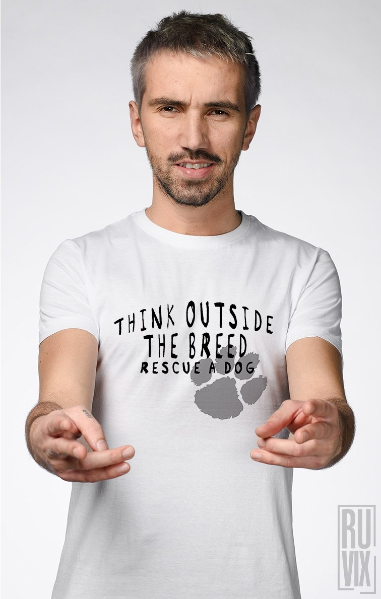 Tricou Outside the Breed