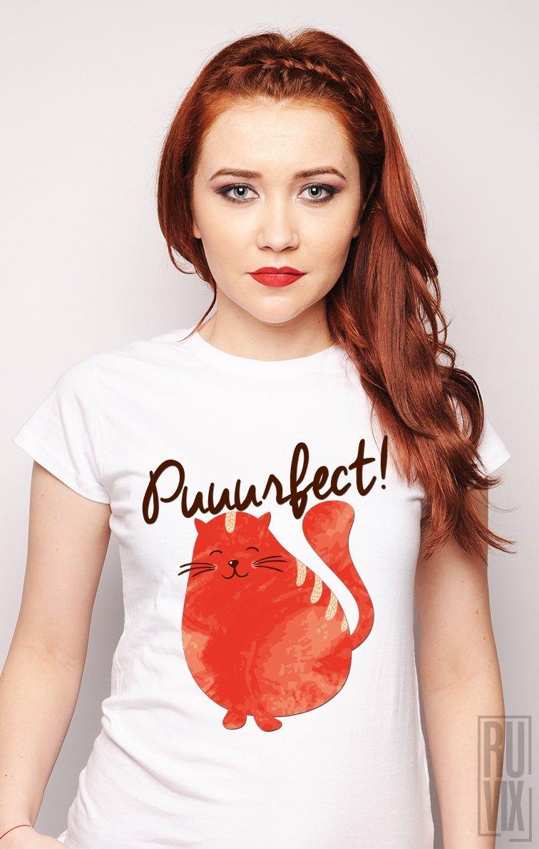 Tricou Puuurfect!