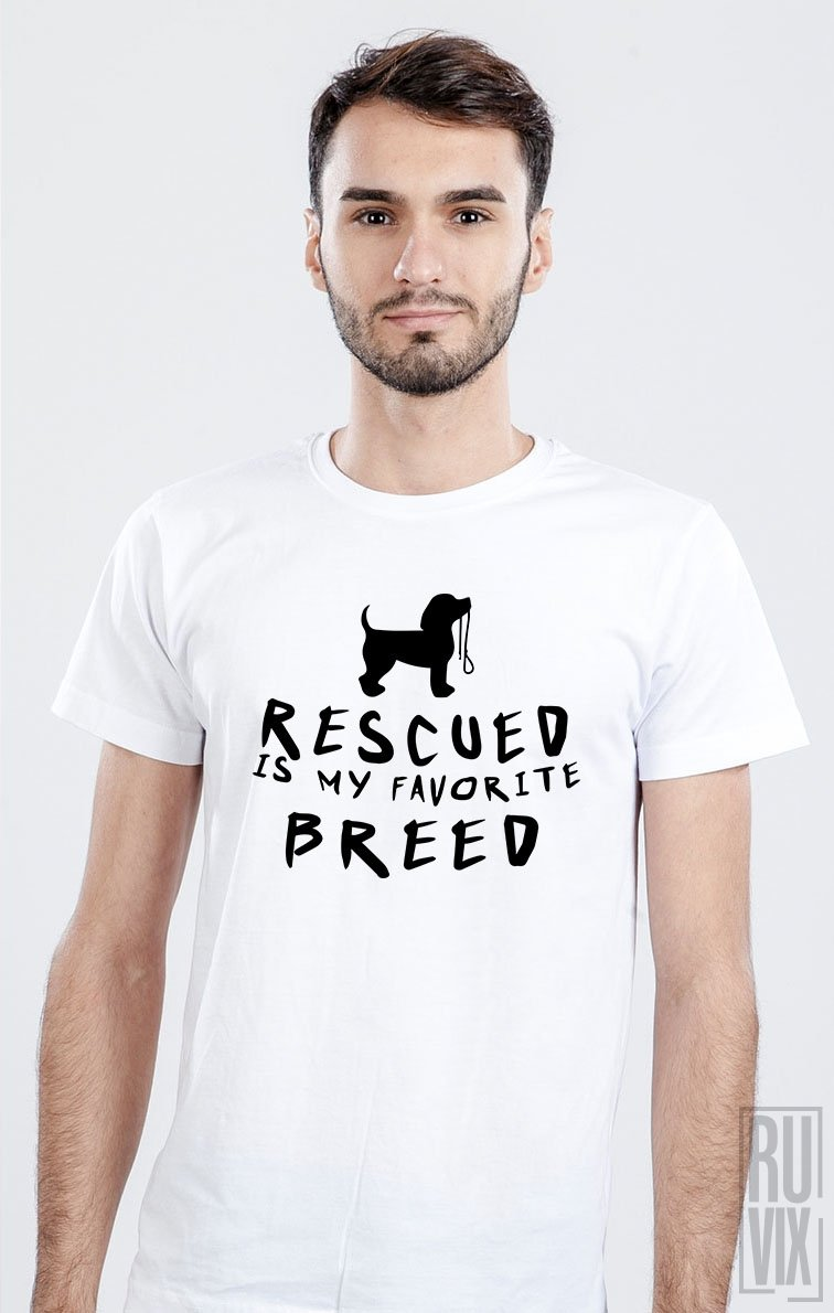 Tricou Rescued