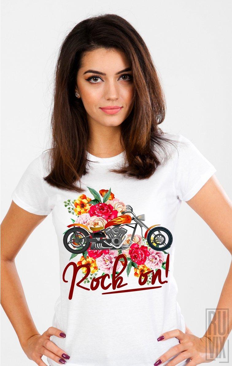 Tricou Rock On!