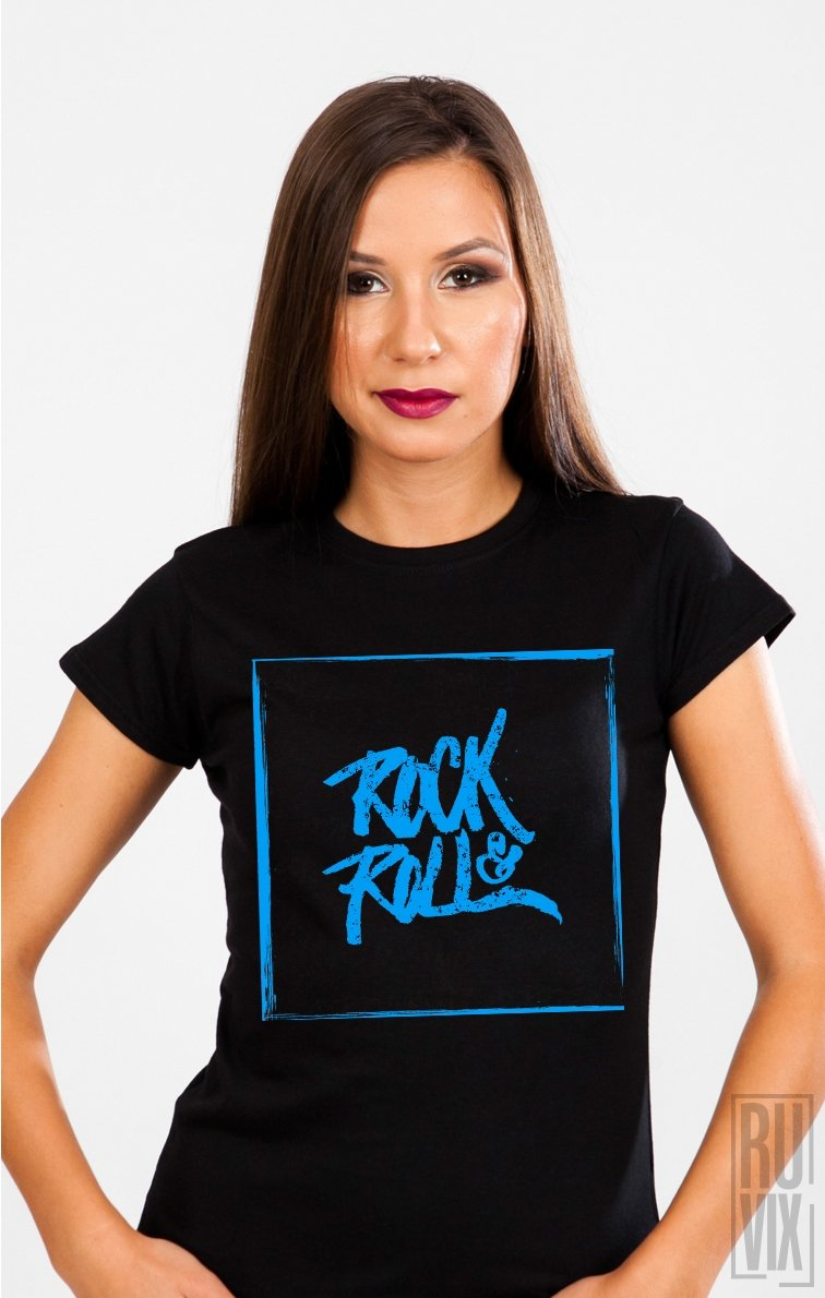 Tricou Rock & Roll
