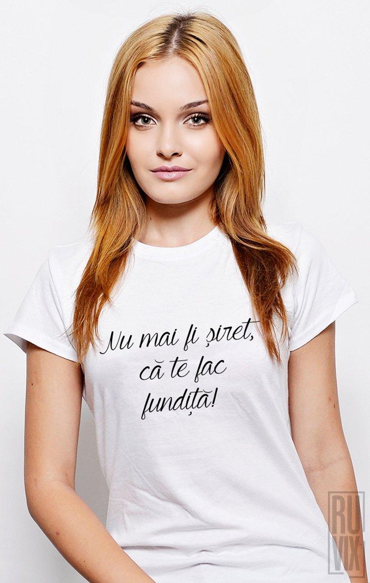 Tricou Șiret