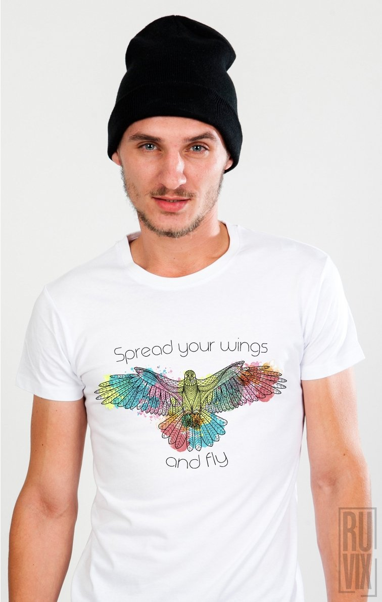 Tricou Spread Your Wings