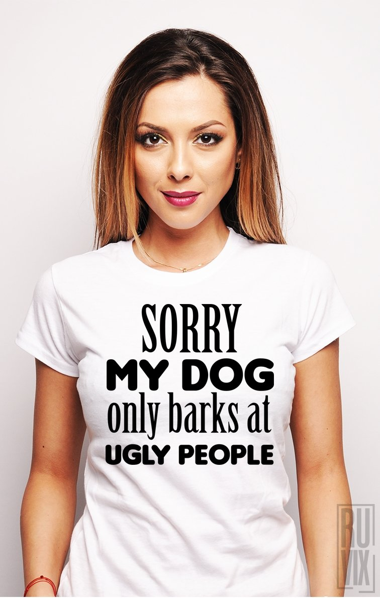 Tricou Ugly People