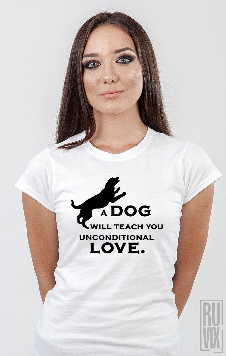 Tricou Unconditional Love