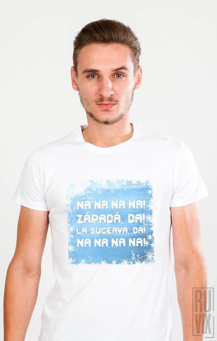 Tricou Zăpadă, DA!