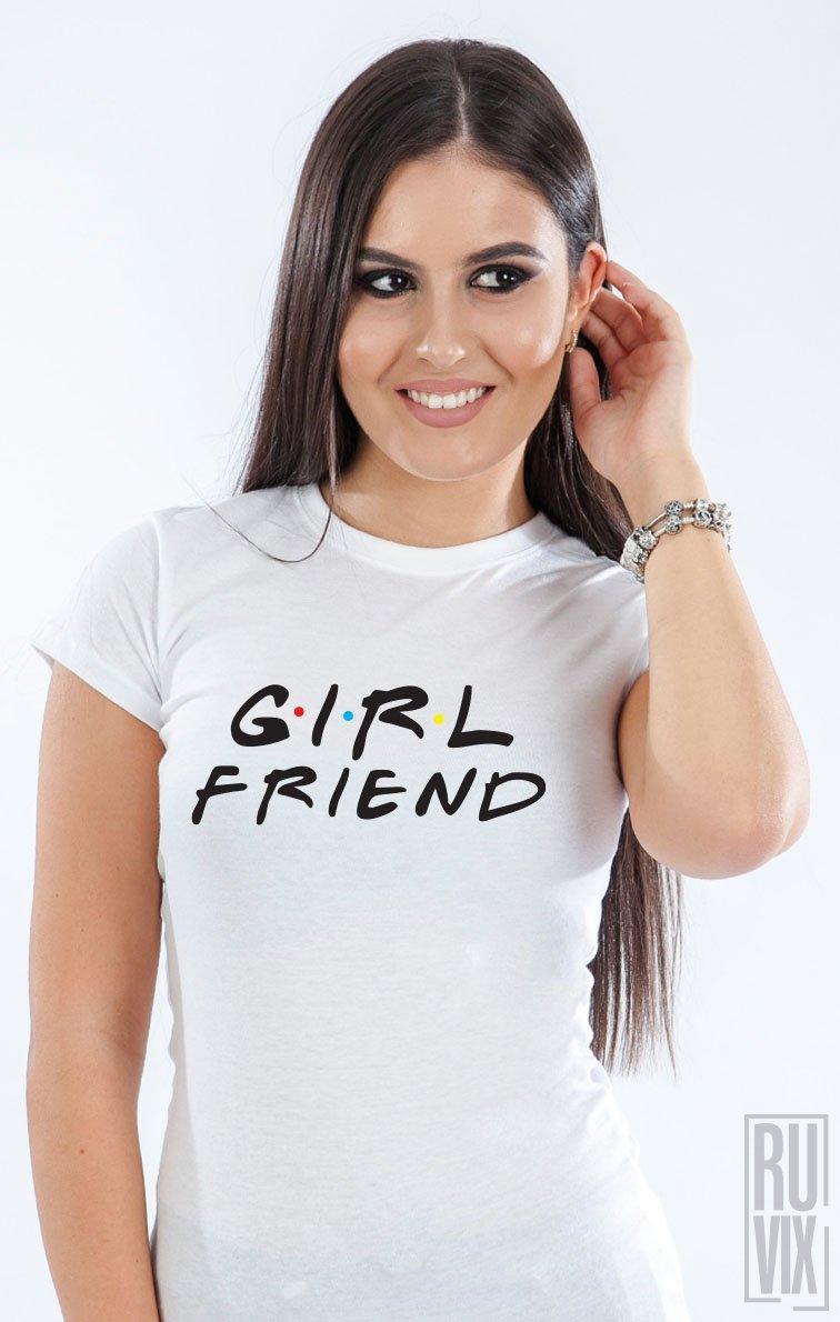 Tricouri de Cuplu Boyfriend Girlfriend
