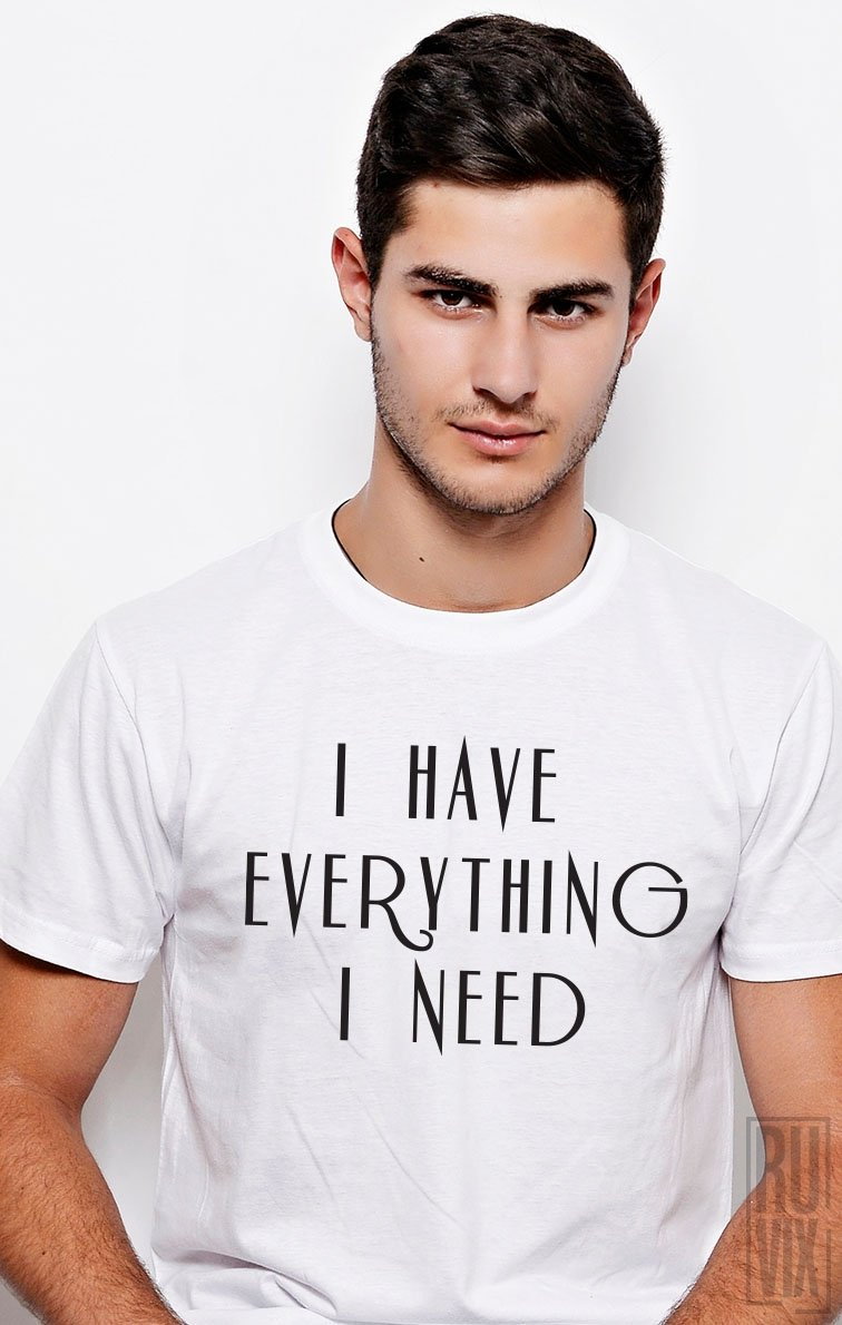 Tricouri de Cuplu Everything